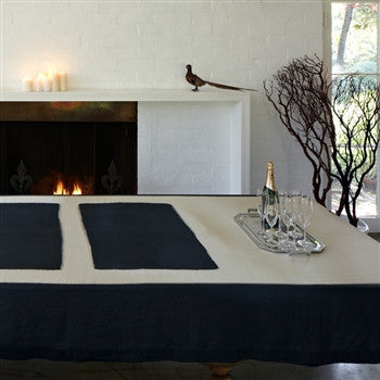 Seagram Rectangular Tablecloth - GDH | The decorators department Store