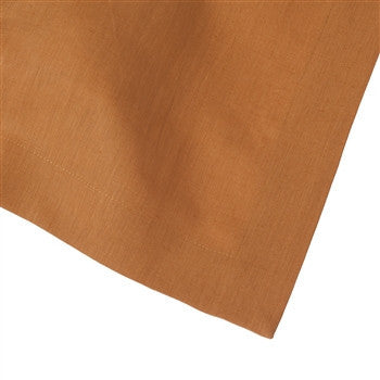 Solid Italian Table Linens | India Gold - GDH | The decorators department Store