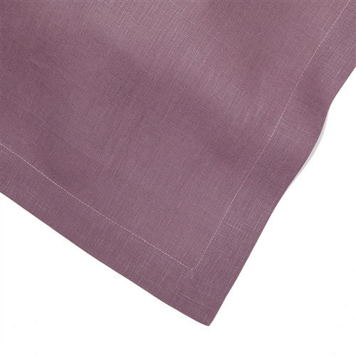 Solid Heather Italian Table Linens - GDH | The decorators department Store