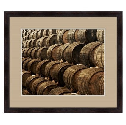 Casks In The Winery I - GDH | The decorators department Store