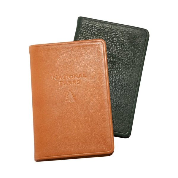 America National Parks in Traditonal Leather