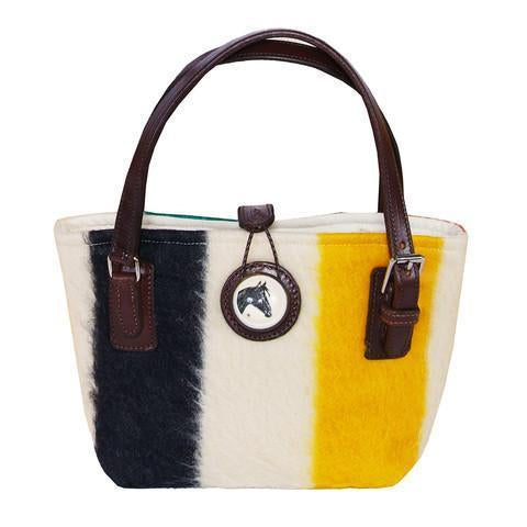 Mini Trapper Handbag Hudson Bay Wool
