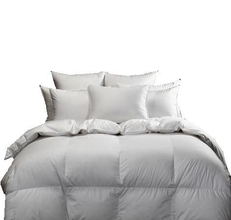 SUPER NOVA COMFORTER- White Goose Down - GDH | The decorators department Store