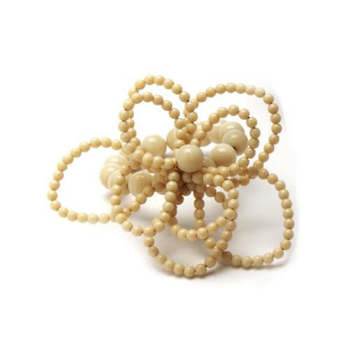 Deborah Rhodes Open Daisy Napkin Ring | S/6 - GDH | The decorators department Store