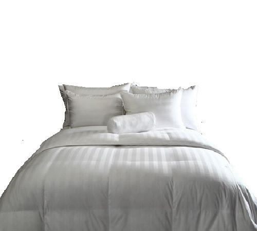 SATIN STRIPE COMFORTER - GDH | The decorators department Store
