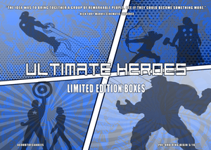 Ultimate Heroes - Limited Edition Box