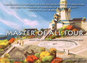 July's Limited Edition Box: Master of All Four