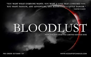 Limited Edition SALE - 'Bloodlust' Box