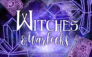 September's Limited Edition Box - Witches & Warlocks