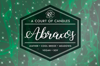 Abraxos - 100% Soy Wax Candle - A Court of Candles