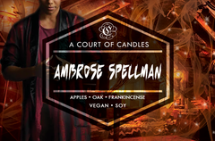 Ambrose Spellman - Soy Candle