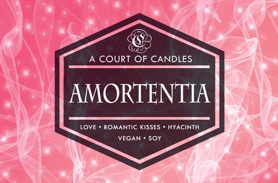 Amortentia - Soy Candle
