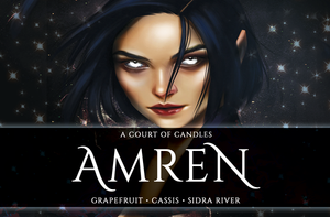 Amren Limited Edition - Soy Candle