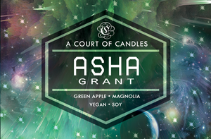 Asha - Until The Last Star Limited Editions - Soy Candle
