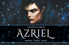 Azriel Limited Edition - Soy Candle