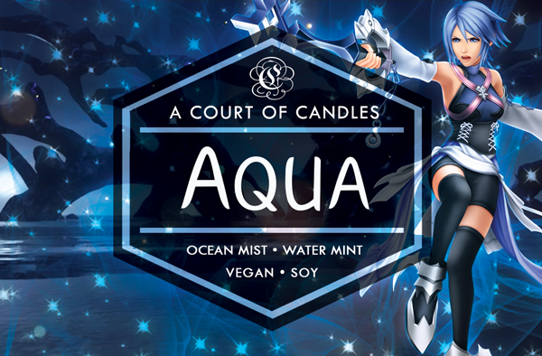 Aqua - Sanctuary [KH] Limited Edition - Soy Candle