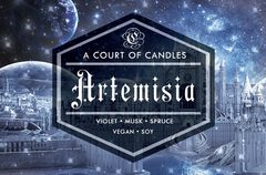 Artemisia - Oh My Stars Limited Editions - Soy Candle