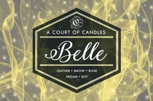 Belle - Soy Candle