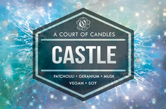 Castle - Shatter Me Limited Editions - Soy Candle