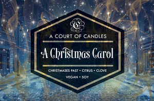 A Christmas Carol - Soy Candle