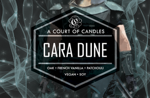 Cara Dune - Soy Candle