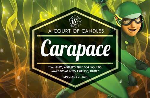 Carapace - Soy Candle