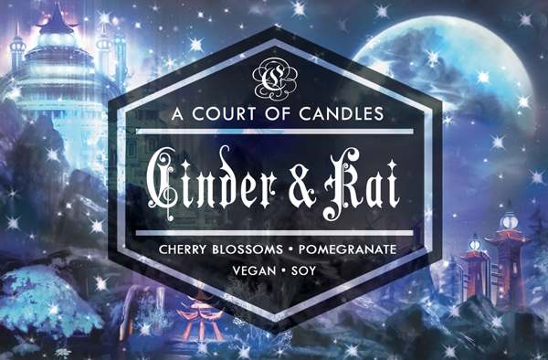 Cinder & Kai - Oh My Stars Limited Editions - Soy Candle