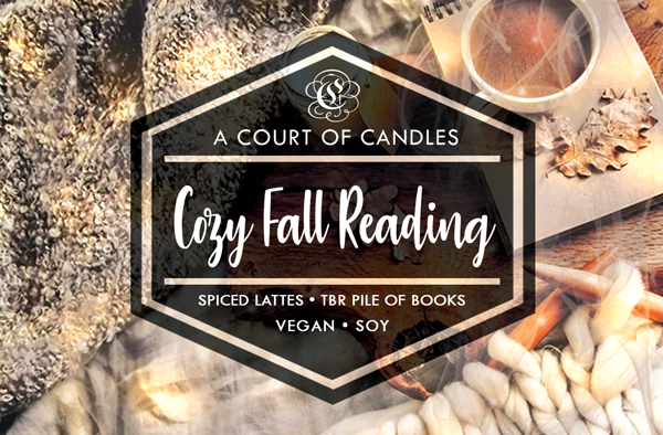 Cozy Fall Reading - Soy Candle