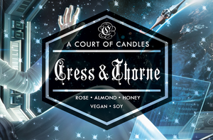 Cress & Thorne - Oh My Stars Limited Editions - Soy Candle
