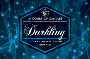 Darkling - Soy Candle