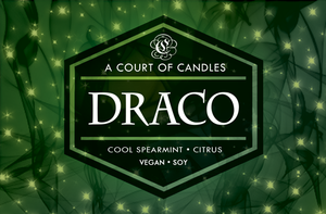 Draco - Soy Wax Candle