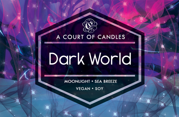 Dark World - KH Worlds Collection - Soy Candle