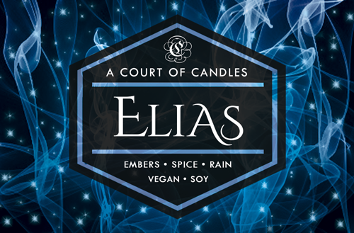 Elias - Soy Candle