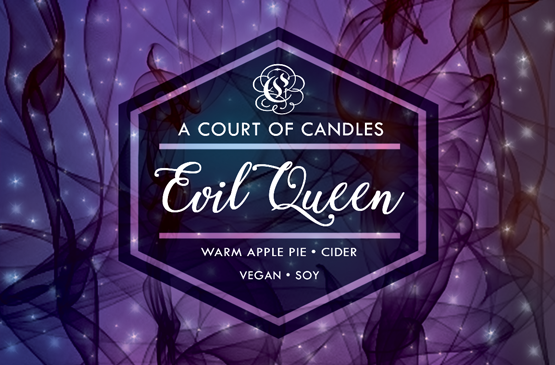 Evil Queen - 100% Soy Wax - A Court of Candles