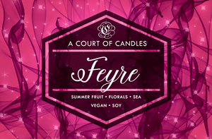 Feyre - Soy Candle