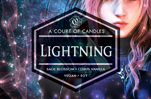 Lightning [FF13] - Gamer Collection - Soy Candle