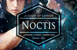 Noctis [FF15] - Gamer Collection - Soy Candle