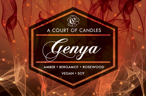 Genya - Soy Candle