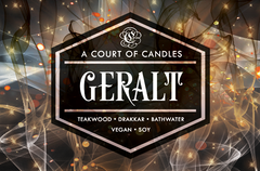 Geralt - Soy Candle