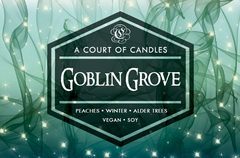The Goblin Grove - Soy Candle