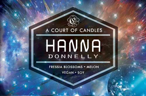 Hanna - Until The Last Star Limited Editions - Soy Candle