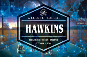 Hawkins - Soy Candle