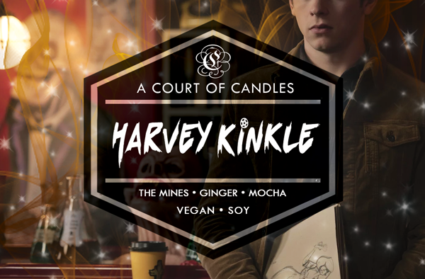 Harvey Kinkle - Soy Candle