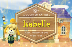 Isabelle [AC] - Gamer Collection - Soy Candle