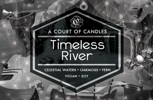 Timeless River - KH Worlds Collection - Soy Candle