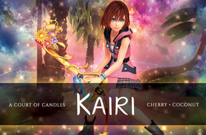 Kairi - Sanctuary [KH] Limited Edition - Soy Candle