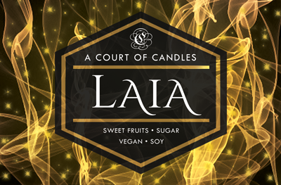 Laia - Soy Candle