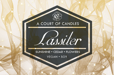 Lassiter - Soy Candle