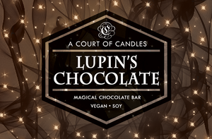 Lupin's Chocolate - Soy Candle