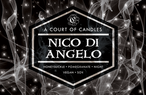 Nico Di Angelo - Soy Candle